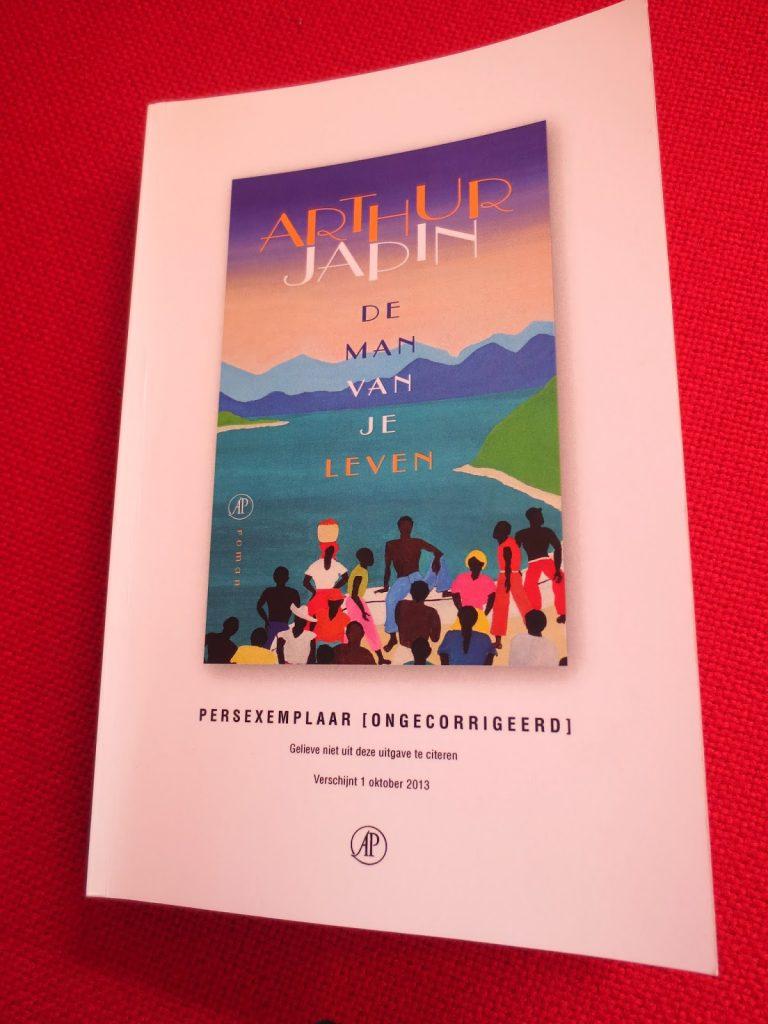 Boek Arthur Japin