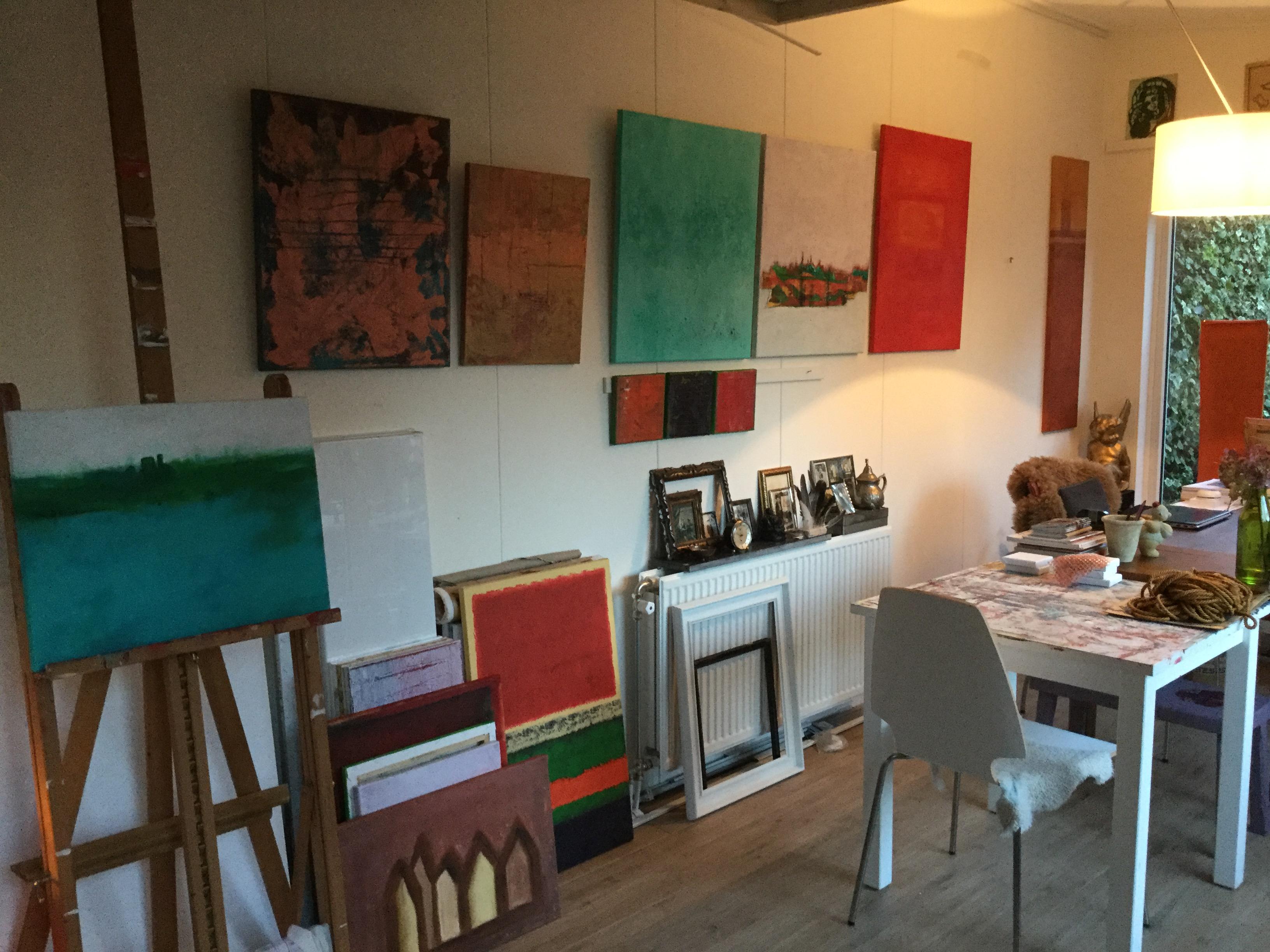Kunst in huis