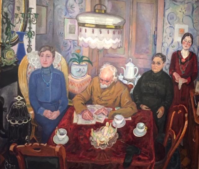 Expostie Jan Sluyters Noord-Brabants Museum