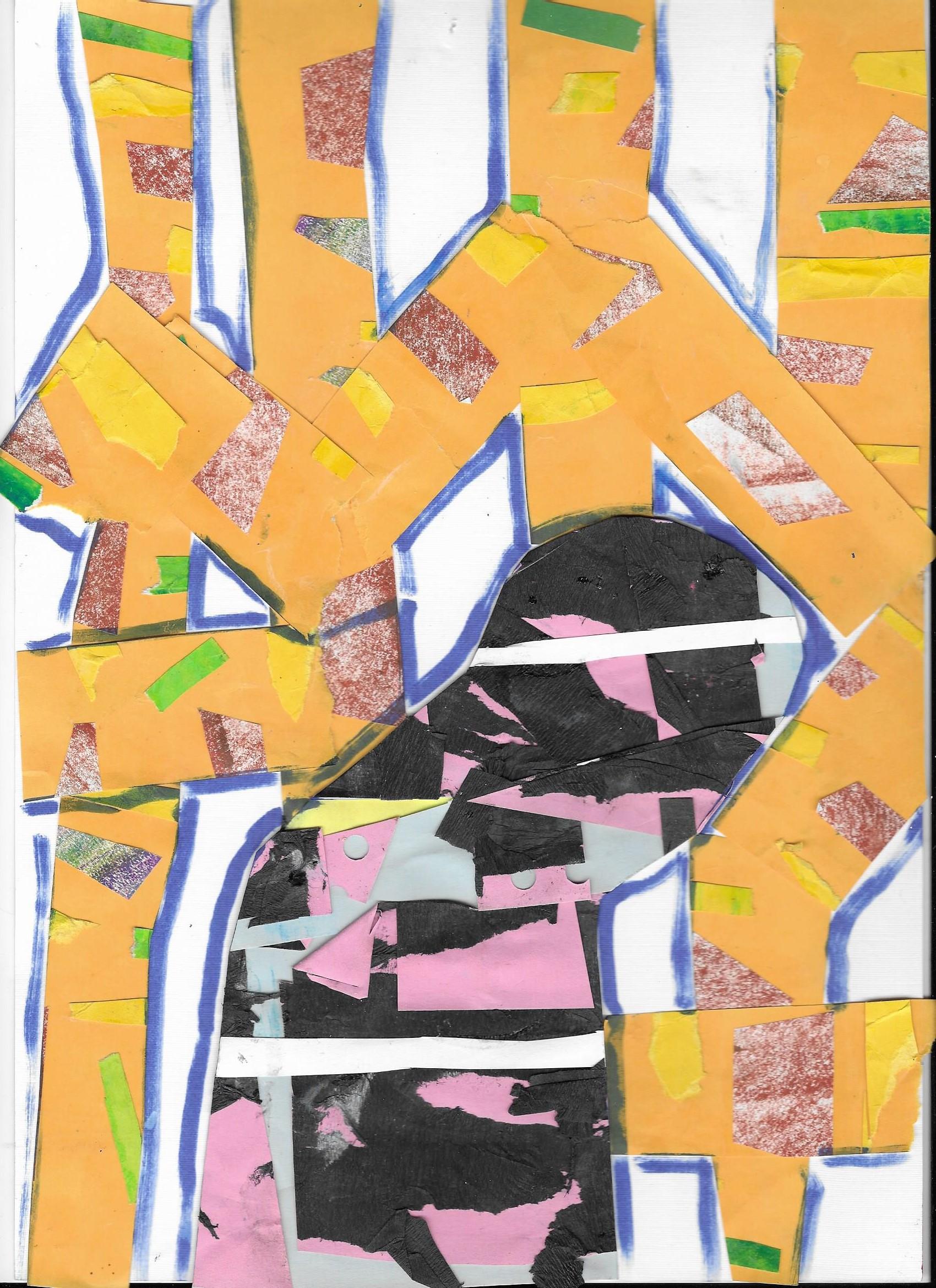 Collages van Willem Adelaar