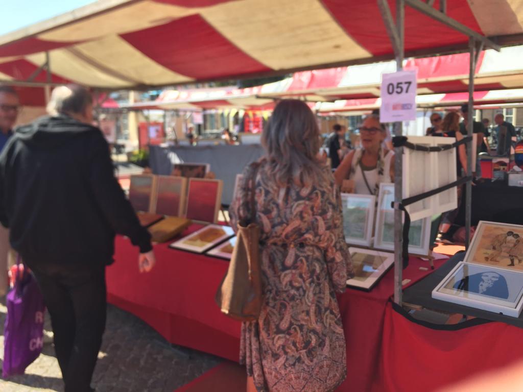 De kunstmarkt Artibosch 2021