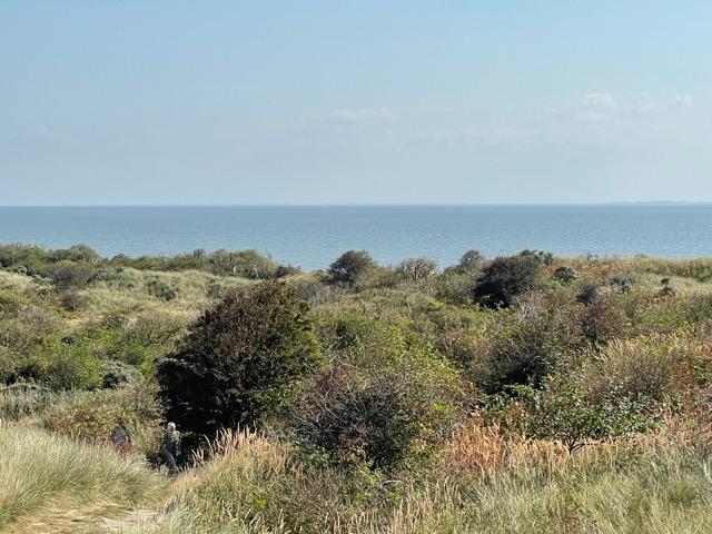 De Waddenzee en de Noordzee